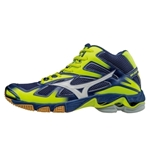 Wave Bolt Mid 5 Scarpa Volley Alta
