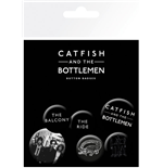 Catfish And The Bottlemen - Mix (Badge Pack)