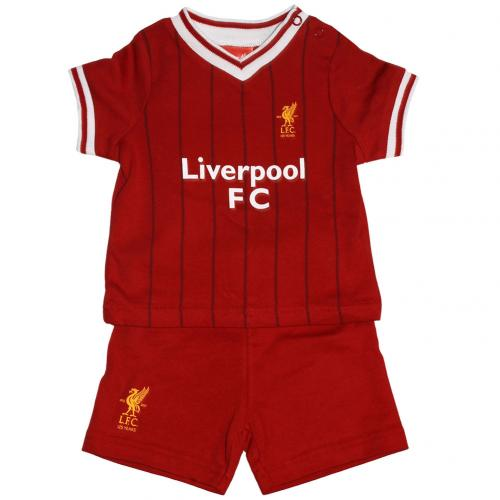 Set Shorts + T-shirt Liverpool FC (3/6 mesi)