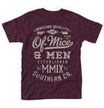 T-shirt Of Mice and Men 273240