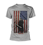 T-shirt Johnny Cash AMERICAN FLAG