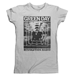 T-shirt Green Day POWER SHOT