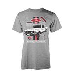 T-shirt Ford Drivers Handbook Guide