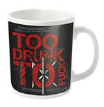 Tazza Dead Kennedys TOO DRUNK