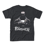 T-shirt The punisher Knight