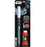 Dulcop Bolle Di Sapone - Spada Bolle Media 36 Cm - Star Wars - Blister 1 Pz 175 Ml