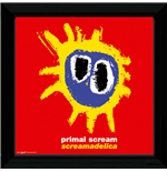 Primal Scream - Screamadelica (Foto In Cornice 30x30 Cm)