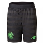 Pantaloncini Short Celtic Football Club 2017-2018 Third (Nero)