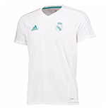 T-shirt Real Madrid 2017-2018 (Bianco)