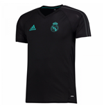 T-shirt Real Madrid 2017-2018 (Nero)