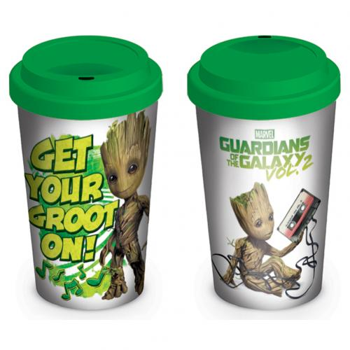 Tazza da viaggio Guardians of the Galaxy 2