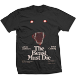 T-shirt StudioCanal da uomo - Design: The Beast Must Die