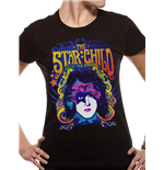 Kiss - The Star Child Sk (T-SHIRT Donna )
