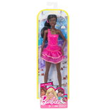 Mattel FCP27 - Barbie - I Can Be - Pattinatrice Nera