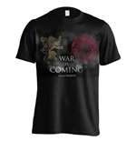 T-shirt Il trono di Spade (Game of Thrones) War Is Coming