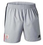 Pantaloncini Short Athletic Bilbao 2017-2018 Away