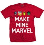 T-shirt Marvel Superheroes 274316