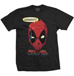 T-shirt Marvel Superheroes Deadpool Chump