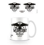 American Gods - Mr Wednesday (Tazza)