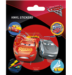 Cars 3 - Racing (Set Adesivi 12,5X10 Cm)