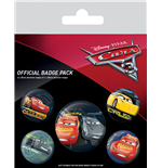 Cars 3 - Characters (Badge Pack)