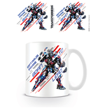 Transformers The Last Knight - Born To Lead (Tazza)