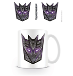 Transformers The Last Knight - Decepticon Logo (Tazza)