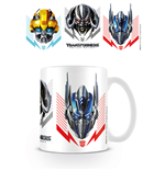 Transformers The Last Knight - Helmets (Tazza)