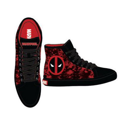 Scarpe Sneakers Deadpool