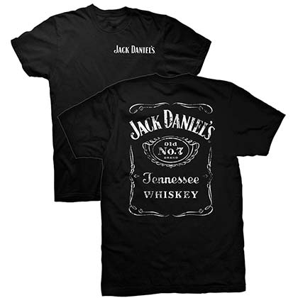 T-shirt Jack Daniel's Double Sided