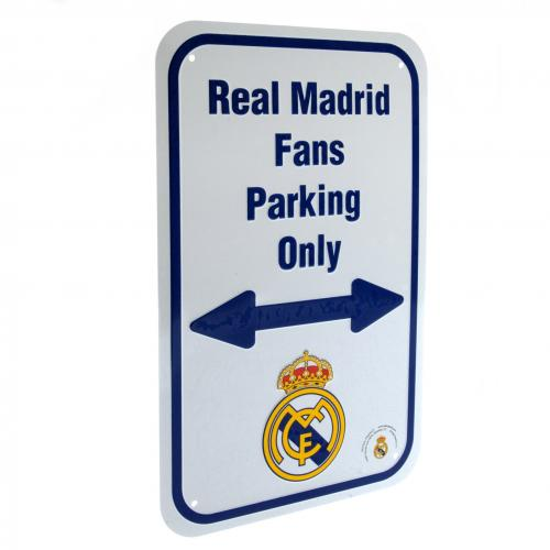 Targhetta Real Madrid 274522