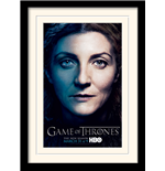Game Of Thrones - Season 3 - Catelyn (Stampa In Cornice 30X40 Cm)