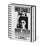 Harry Potter - Undesirable No1 (Quaderno A5)