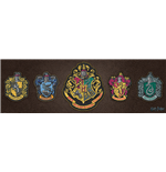 Harry Potter - Crests (Poster Slim 30X91,5 Cm)