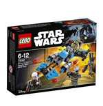 Lego 75167 - Star Wars - Battle Pack Speeder Bike Del Bounty Hunter