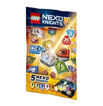 Lego 70373 - Nexo Knights - Ultimate Knights - Bustina Combo Nexo Powers 2