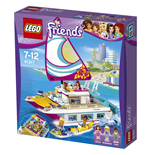 Lego 41317 - Friends - Il Catamarano