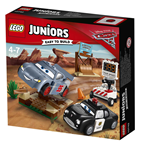 Lego 10742 - Juniors - Cars 3 - Test Di Velocita' A Picco Willy