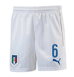 Pantaloncini Short Italia Calcio 2016-2017 Home