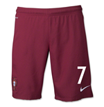Pantaloncini Short Portogallo calcio 2016-2017 Home