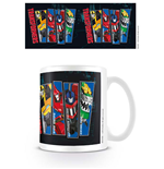 Transformers Robots In Disguise - Character Strips (Tazza)