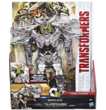 Transformers - Movie 5 - Turbo Changer (Assortimento)