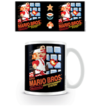 Super Mario - Nes Cover (Tazza)