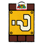 Zerbino Super Mario - Question Mark Block