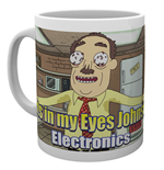 Rick And Morty - Ants In My Eyes Johnson (Tazza)
