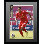 Liverpool - Firmino 16/17 (Stampa In Cornice 15x20 Cm)