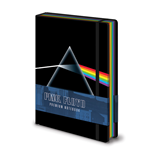 Pink Floyd - The Dark Side Of The Moon (Quaderno A5)