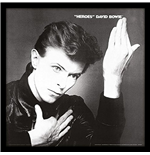 David Bowie - Heroes (Cornice Cover Lp)