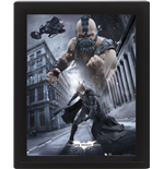 Dark Knight Rises (The) (Poster Lenticolare 3D)