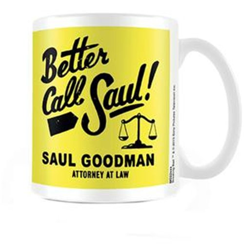 Breaking Bad - Better Call Saul Logo (Tazza)